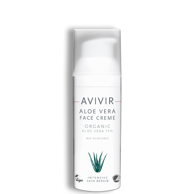 Avivir Aloe Vera Face Creme • 50 ml.