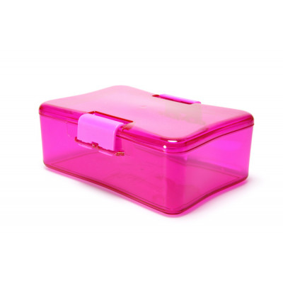 LunchBox Madkasse Pink