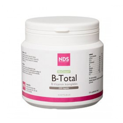 NDS B-Total Vitamin • 250 tab.