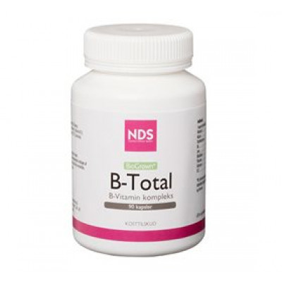 NDS B-Total Vitamin • 90 tab.