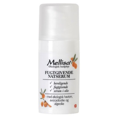 Mellisa Serum Nat fugtgivende • 15 ml.