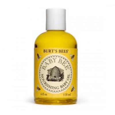 Burts Bees Baby bee nourishing baby oil • 118ml.