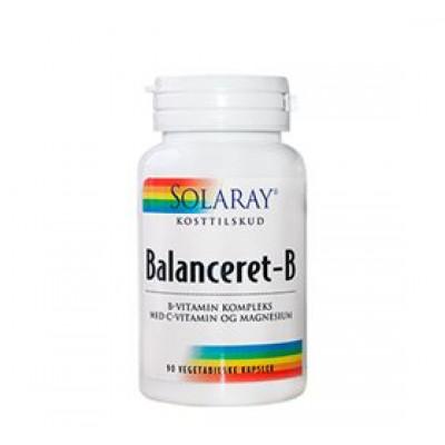Solaray Balanceret-B • 90 kap.