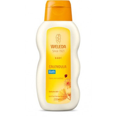 Calendula Bath  • 200 ml.