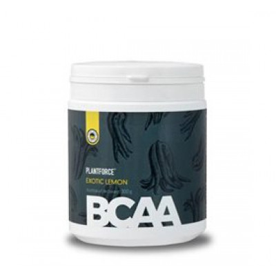 Plantforce BCAA Exotic Lemon Plantforce • 300g.