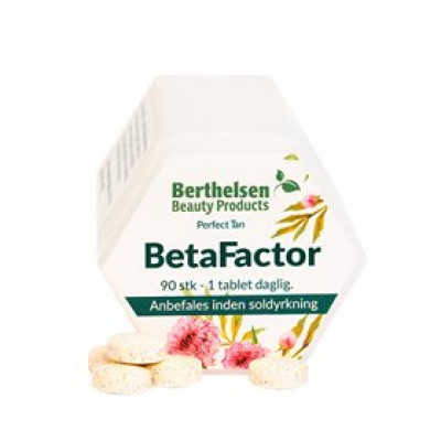 Berthelsen BetaFactor • 90 tab.