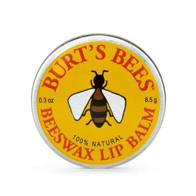 Burt's Bees Lip Balm Beeswax Tin
