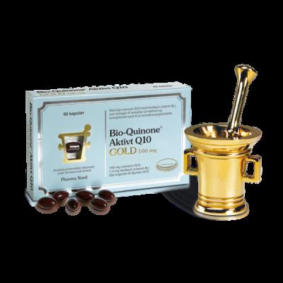 Pharma Nord Bio-Quinone Aktivt Q10 Gold 100 mg