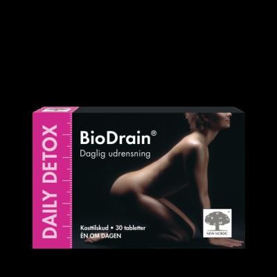 BioDrain Daily Detox • 30 tabl.