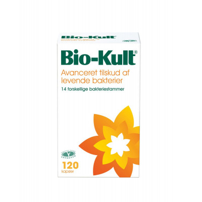 Bio-Kult levende bakterier • 120 kapsler