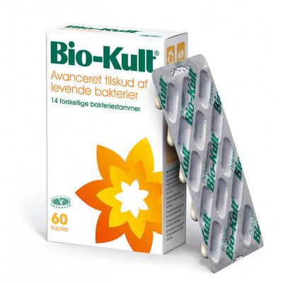Bio-Kult levende bakterier • 60 kapsler