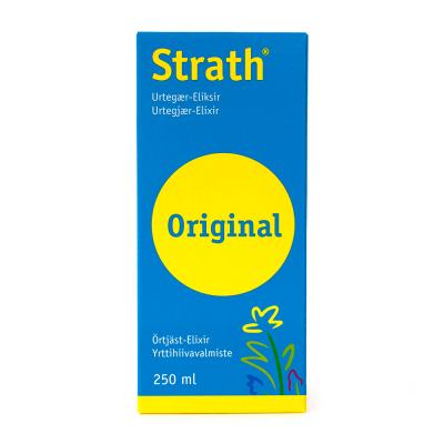 Anjo Strath Urtegær Eliksir