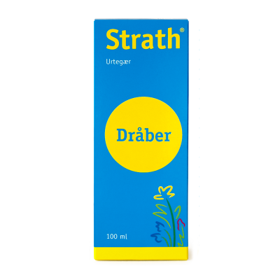 Midsona Strath Dråber • 100ml.