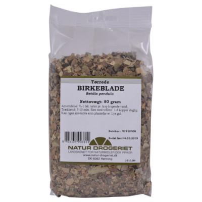 Birkeblade • 80 g.
