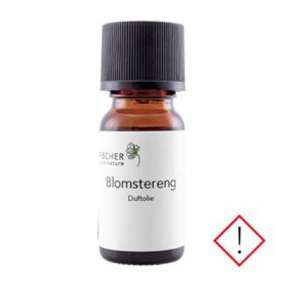 Fischer Pure Nature Blomstereng duftolie • 10ml.