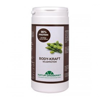 ND Body-Kraft Sojaprotein • 400 g.