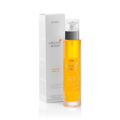 Zinobel Body oil high care Organic Boost • 100ml.