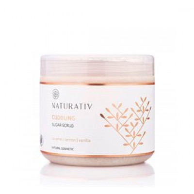 OBS Body Sugarscrub Cuddling • 500ml.