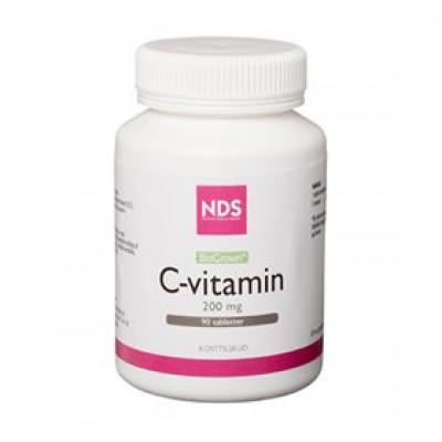 NDS C-200 Vitamin • 90 tab.