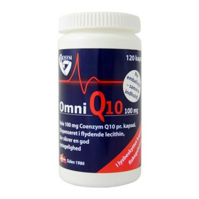 BioSym OmniQ10 Energy • 120 kap.
