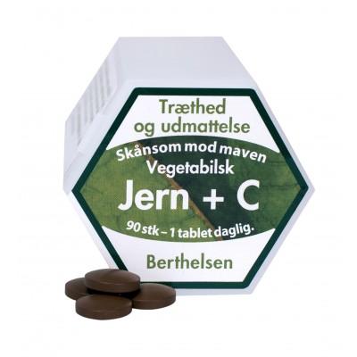 Berthelsen Jern + C • 90 tab.
