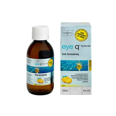Eye Q mikstur Flydende 200 ml