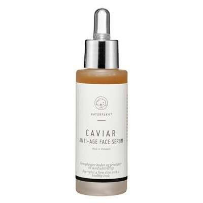 NaturFarm Caviar Anti-Age Face Serum • 30 ml.