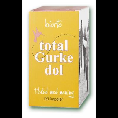 Total Gurkedol • 60 kaps.