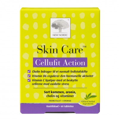 Skin Care Cellufit Action • 60 tabl.