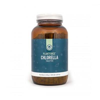 Plantforce Chlorella • 1000 tab.