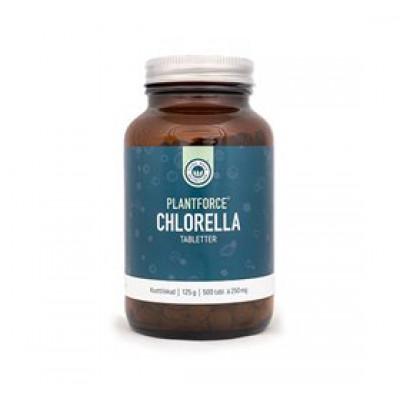 Plantforce Chlorella • 500 tab.