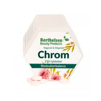 Berthelsen Chrom 62,5 mg • 250 tab.