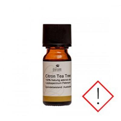 Fischer Pure Nature Citron Tea Treeolie æterisk • 5ml.