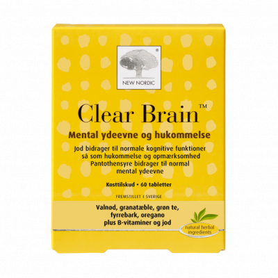 New Nordic Clear Brain™
