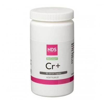 NDS Cr+ Chrom 60 mcg • 90 tab.