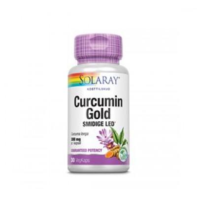 Solaray CurcuminGold • 30 kap.