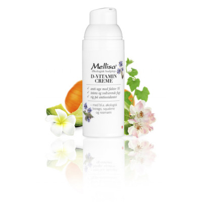 Mellisa D-Vitamin Dagcreme • 50 ml.
