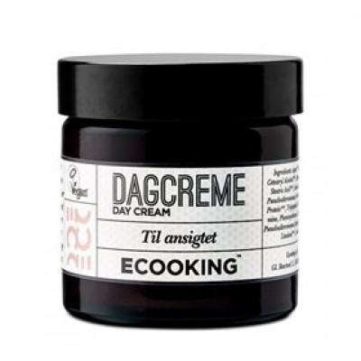 Ecooking Dagcreme fugtgivende • 50ml.