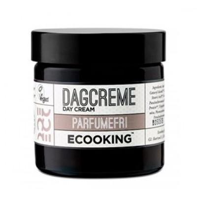 Ecooking Dagcreme parfumefri • 50ml.