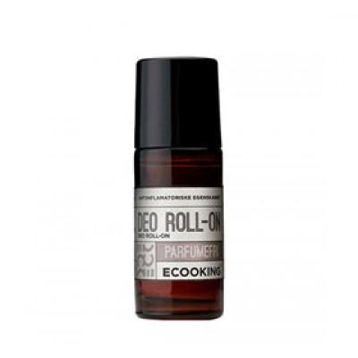 Ecooking Deo Roll-On Parfumefri • 50ml.