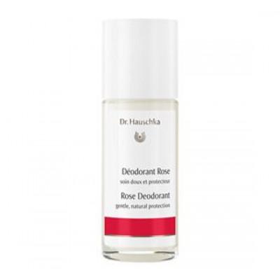 Dr.Hauschka Deodorant Rose roll-on • 50ml.