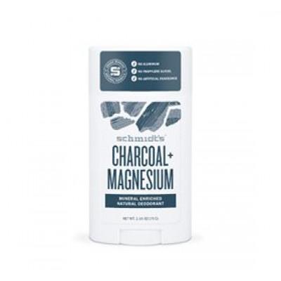 OBS Deodorant stick Magnesium + Charcoal • 75g.