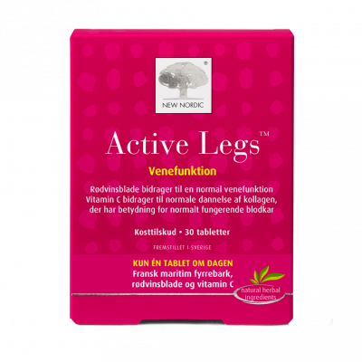 New Nordic Active Legs™ • 30 tabl.