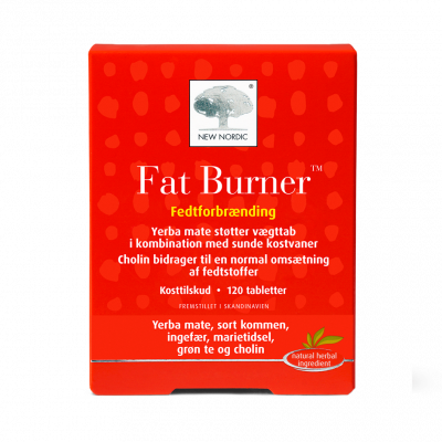Fat Burner™ 120 tabletter