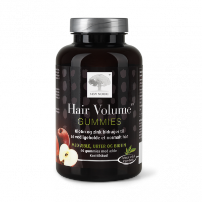 New Nordic Hair Volume™ Gummies 60 stk