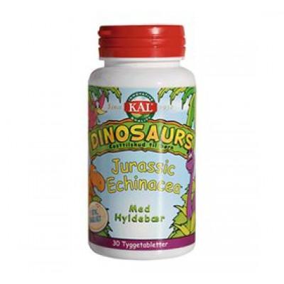 KAL DinoSaurs Echinacea tygge børn • 30 tab.