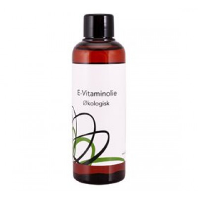 Fischer Pure Nature E-vitaminolie øko • 100ml.