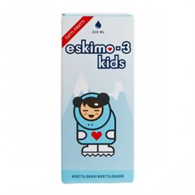 Anjo Eskimo-3 Kids m. tutti frutti smag • 210 ml.