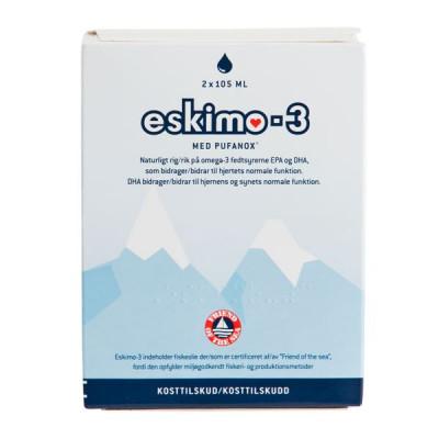 Eskimo-3 • 2 x 105 ml.