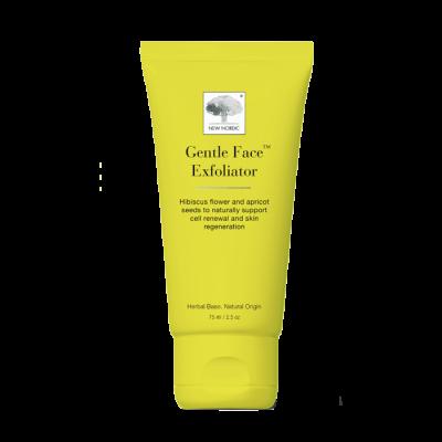 New Nordic Gentle Face Exfoliator 75 ml